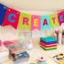 Creating a felt banner with the Silhouette CAMEO