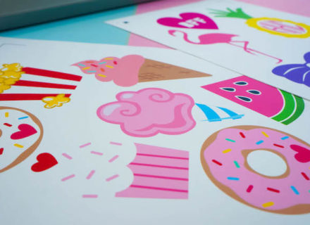 These fun and easy to make locker magnets are literally the best thing ever!
