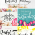Favorite Paid Fonts– Round Up