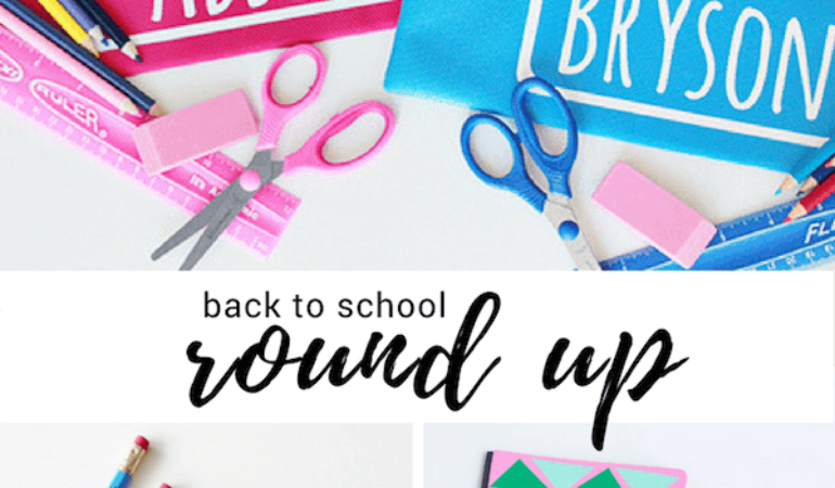 Back To School Ideas For All Ages