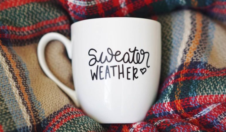 Friday Freebie- Sweater Weather SVG