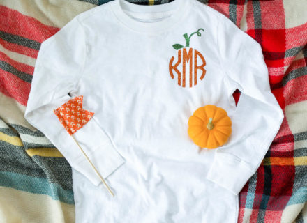 Fall Shirt Idea With Free Cut File