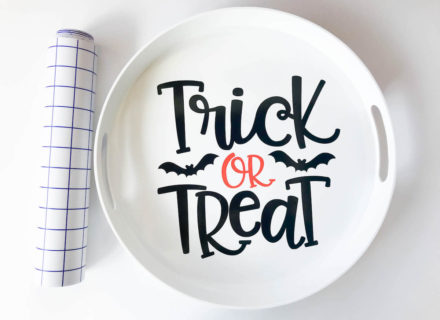 Trick or Treat Free SVG Download