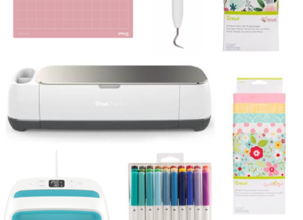 Cricut Holiday Wishlist 2017!