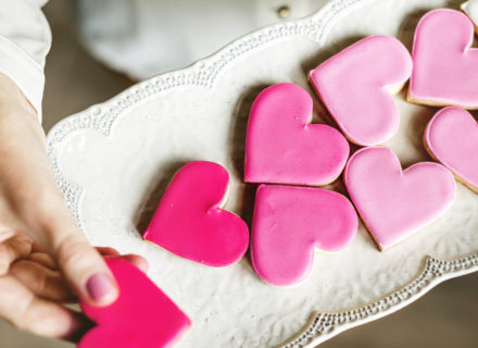 Valentine's Day Color Schemes For Crafters