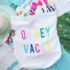 DIY Iron-On Tote Bag