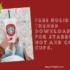 Christmas Starbucks Cold Cup Freebies
